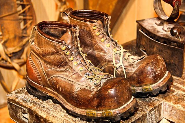 staré boty